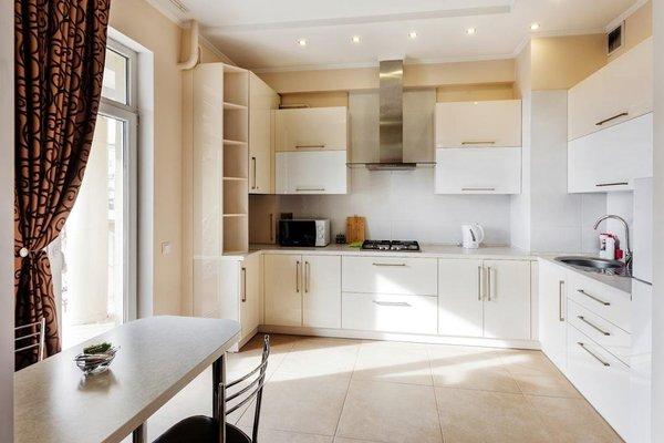 HomeService Apartments - фото 11
