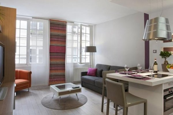 GowithOh Appartement Git le Coeur - фото 11