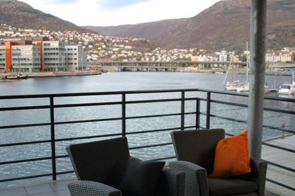 Byfjorden Apartment - фото 22