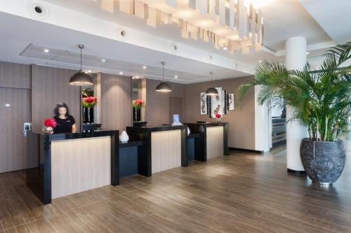 AC Hotel Paris Le Bourget Airport - фото 13