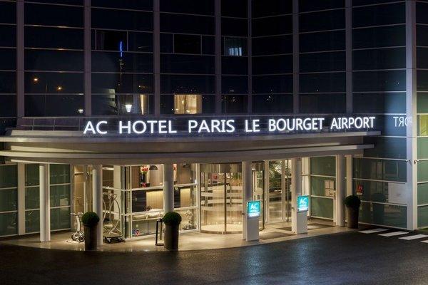 AC Hotel Paris Le Bourget Airport - фото 20