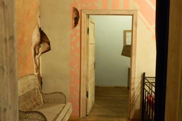 Above the Chomsky Bar Hostel - фото 11