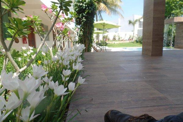 Hotel Villa Escondida Campeche - фото 10