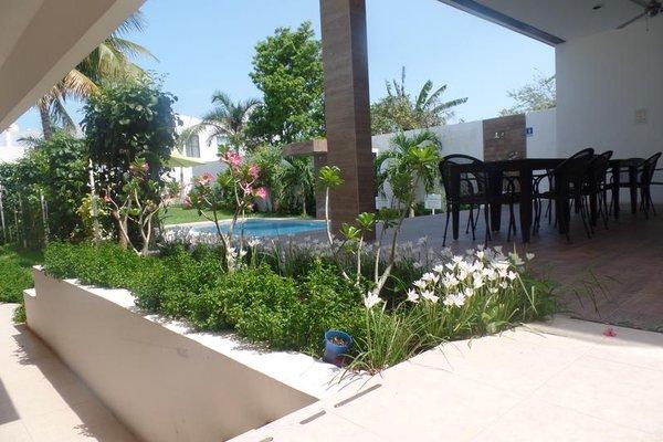 Hotel Villa Escondida Campeche - фото 11
