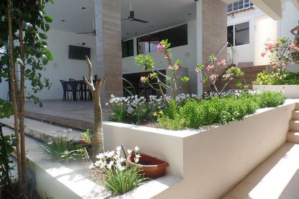 Hotel Villa Escondida Campeche - фото 12