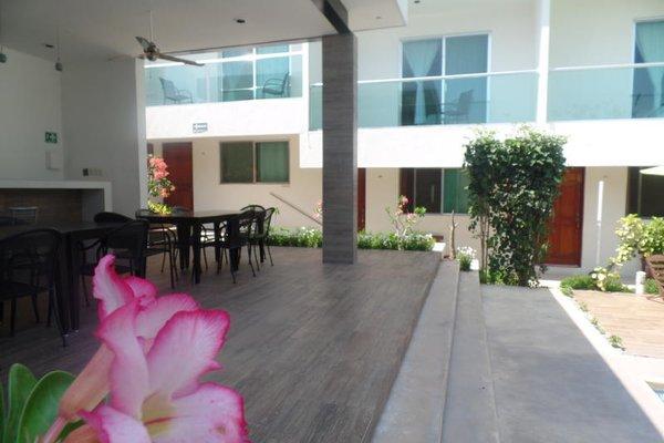 Hotel Villa Escondida Campeche - фото 13