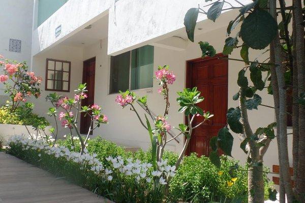 Hotel Villa Escondida Campeche - фото 14