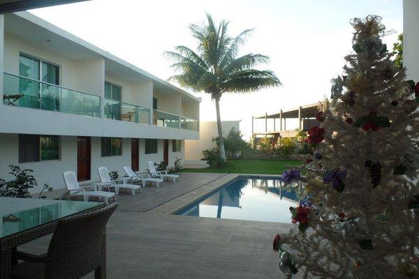 Hotel Villa Escondida Campeche - фото 16