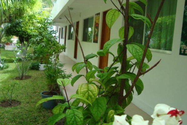 Hotel Villa Escondida Campeche - фото 17