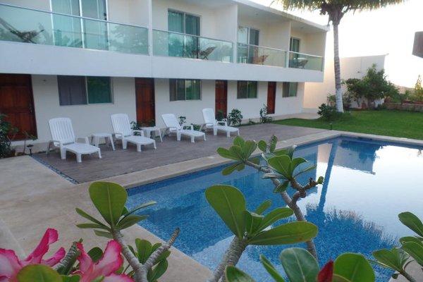 Hotel Villa Escondida Campeche - фото 18