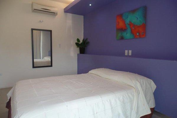 Hotel Villa Escondida Campeche - фото 3