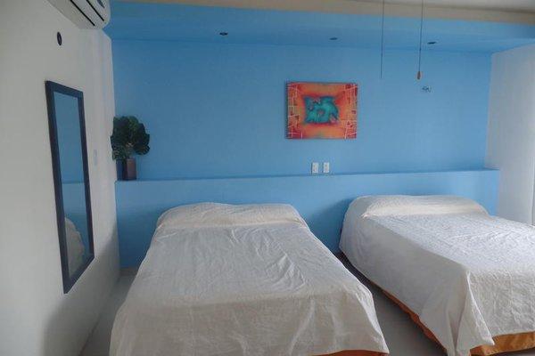 Hotel Villa Escondida Campeche - фото 4