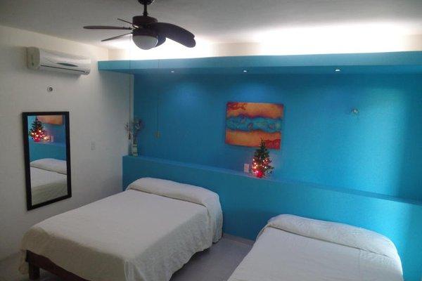 Hotel Villa Escondida Campeche - фото 5