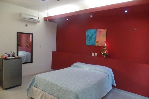 Hotel Villa Escondida Campeche - фото 6