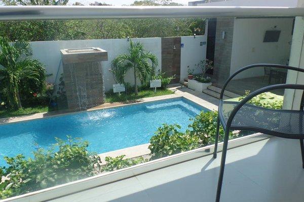 Hotel Villa Escondida Campeche - фото 7
