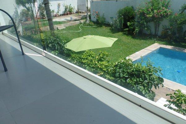 Hotel Villa Escondida Campeche - фото 8