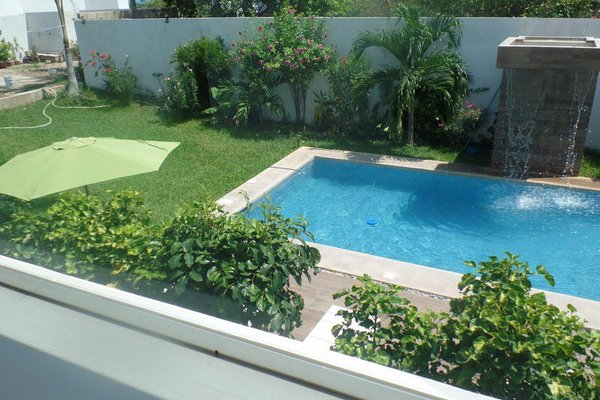 Hotel Villa Escondida Campeche - фото 9