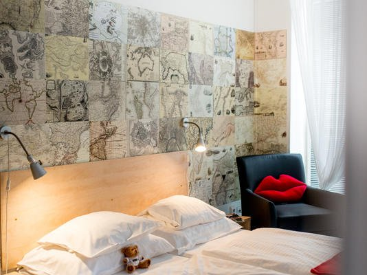 Hostel Florenc - фото 33