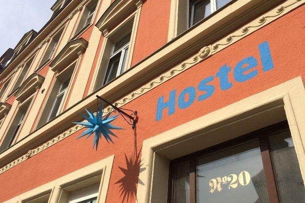 Hostel Blauer Stern - фото 12
