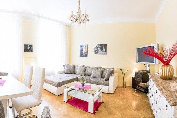 ApartmentsInWien - Gabriele´s Apartment - фото 10