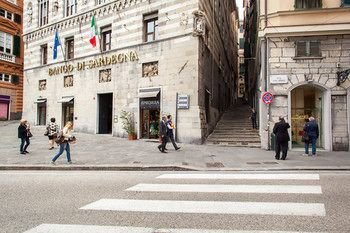 OStellin Genova Hostel - фото 21