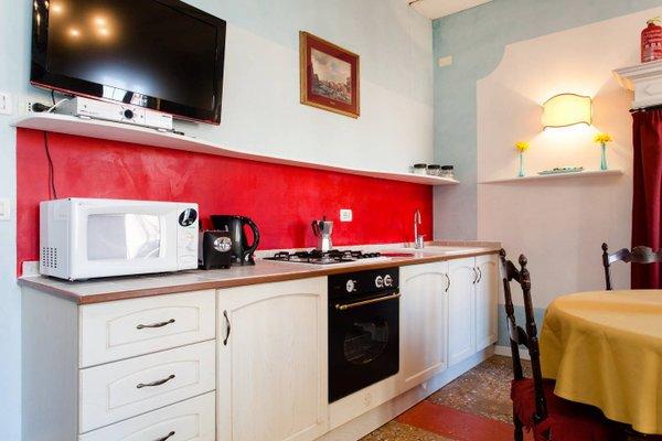Ca Tornielli apartment - фото 9
