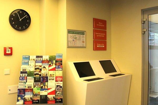 easyHotel Frankfurt City Center - фото 10