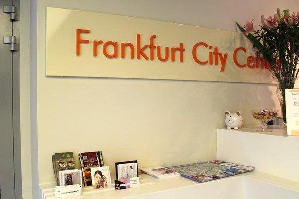 easyHotel Frankfurt City Center - фото 11