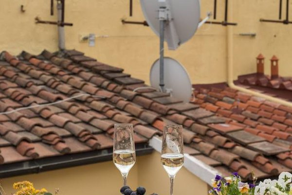 Apartment in Via Panicale - фото 16