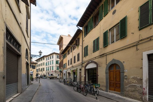 Apartment in Via Panicale - фото 5