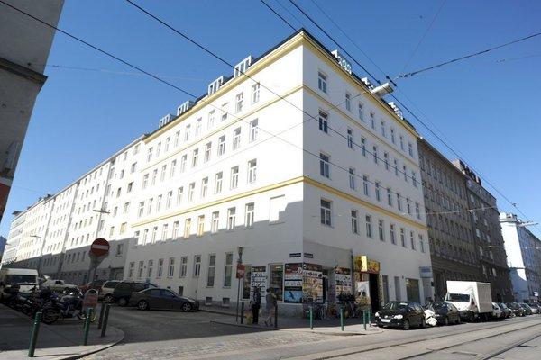 Wienwert Apartments Troststrasse - фото 0