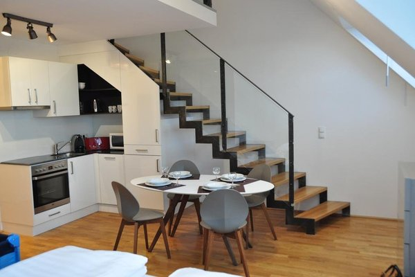 Wienwert Apartments Troststrasse - фото 3