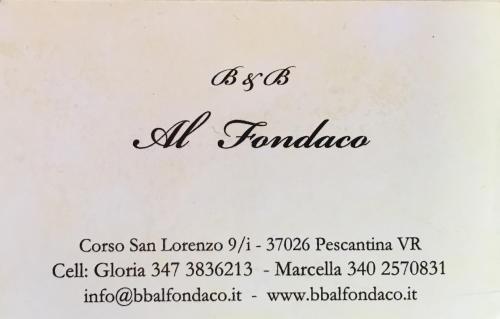 B&B Al Fondaco - фото 6
