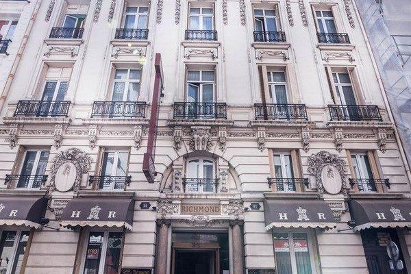 Hotel Richmond Opera - фото 10