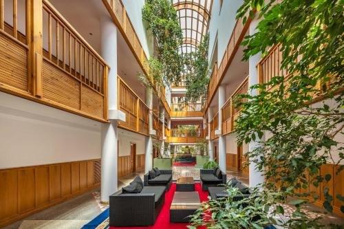 Отель Vilnius Grand Resort - фото 14