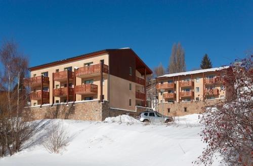 Residence Nemea Les Chalets Du Belvedere - фото 21