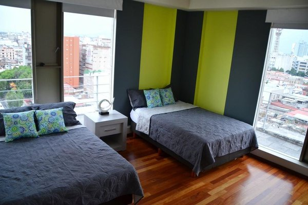 Puerta Alameda Suites - фото 50