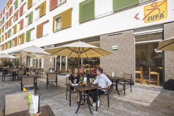 JUFA Hotel Wien - фото 11