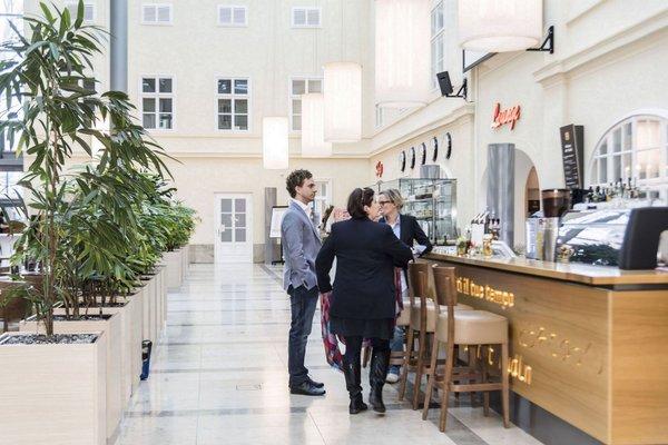 JUFA Hotel Wien - фото 12