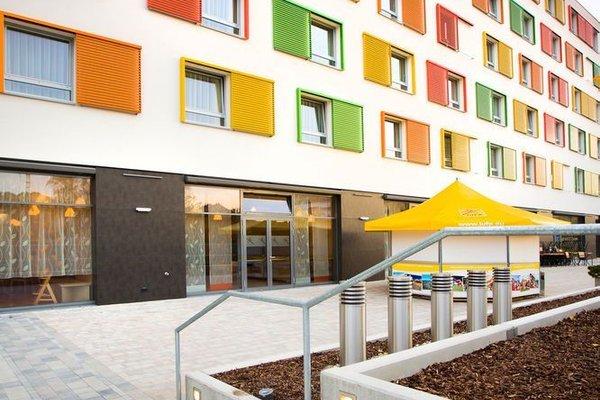 JUFA Hotel Wien - фото 21
