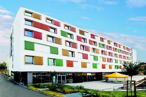 JUFA Hotel Wien - фото 22