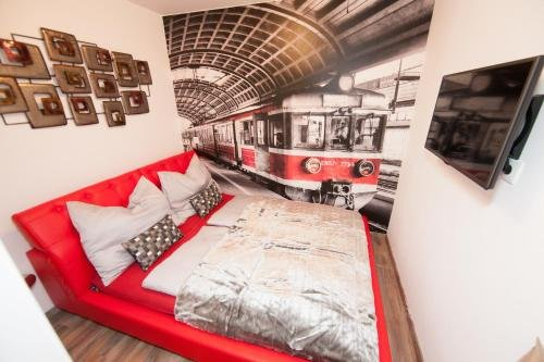 Deluxe Apartment Vienna - фото 7