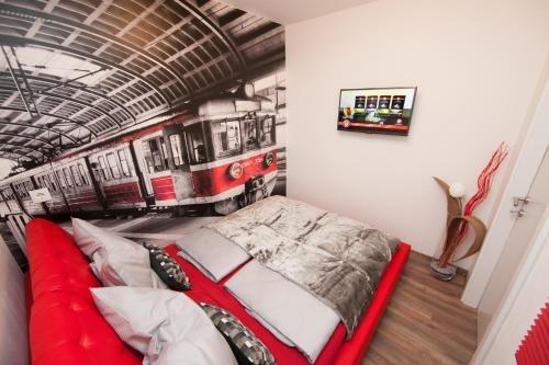 Deluxe Apartment Vienna - фото 8