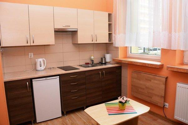Aparthotel Bajeczna - фото 18