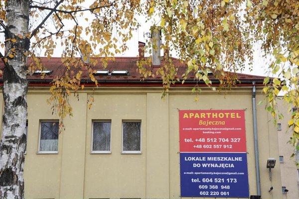 Aparthotel Bajeczna - фото 21