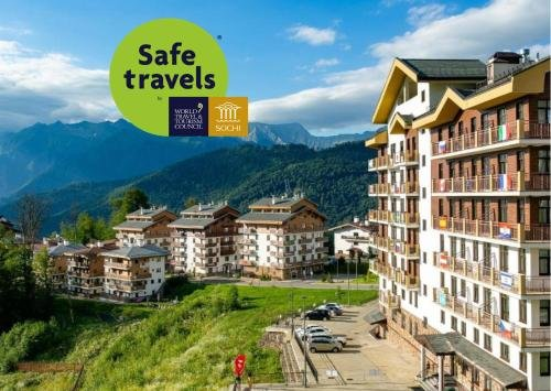 Отель Роза Ски Инн - фото 50