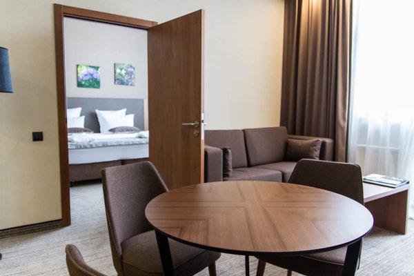 Отель Роза Ски Инн - фото 3