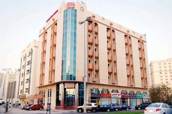 Al Ferdous Hotel Apartments - фото 50
