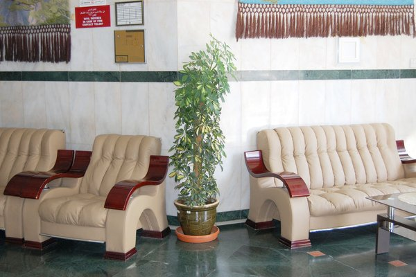 Al Ferdous Hotel Apartments - фото 10