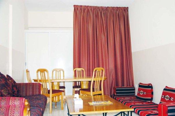 Al Ferdous Hotel Apartments - фото 17